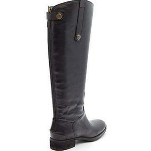 Ridding boots black